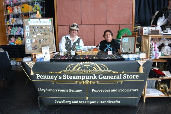 Penney's Steampunk General Store penneys@bell.net