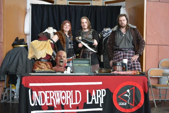 Underworld Larp PR@LARP.CA