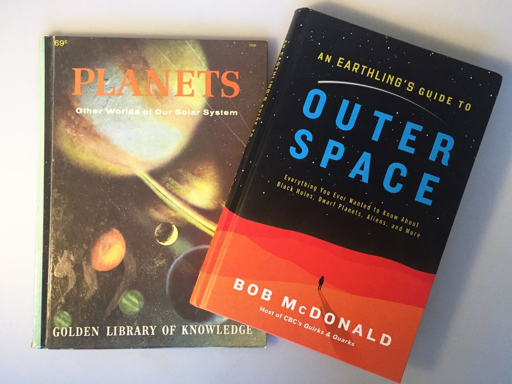 Outer Space with Bob McDonald